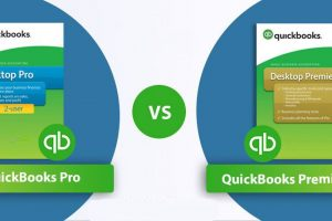 Everything about QuickBooks Pro and Premier