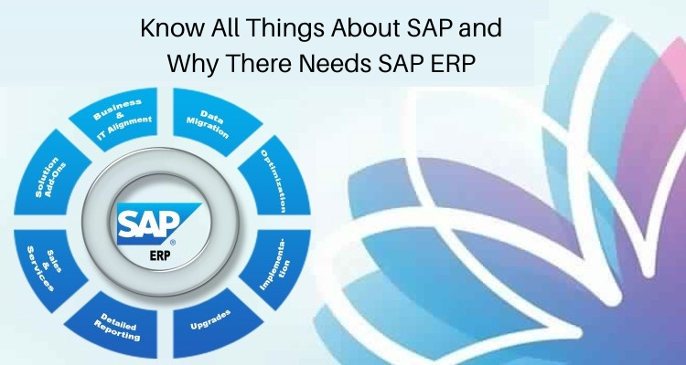 What is SAP ERP