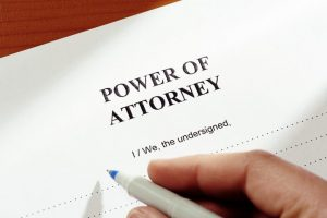 Power of Attorney in Spanish