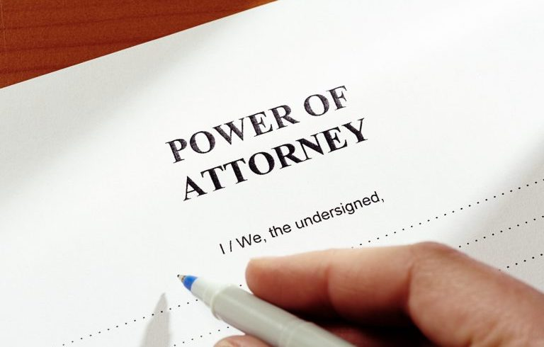 Power of Attorney in Spanish