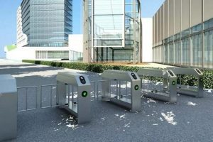 Turnstile Gate Management System