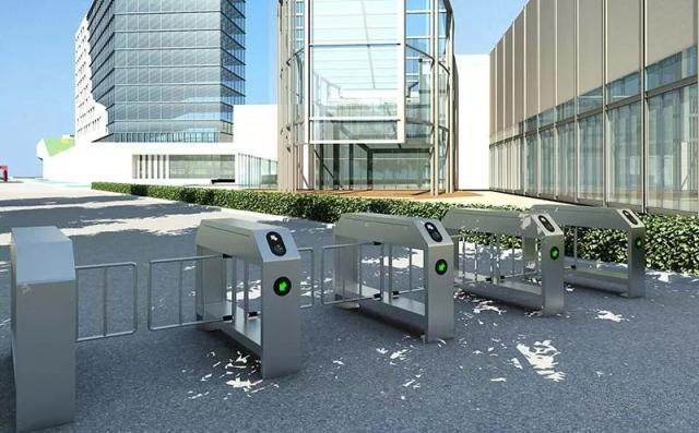 Turnstile Gate Management System