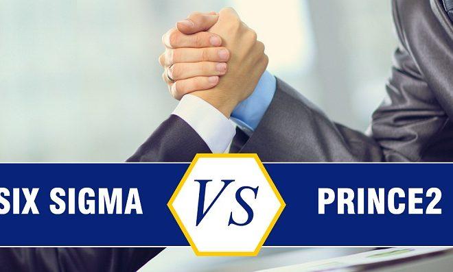 PRINCE2 vs Six Sigma Work